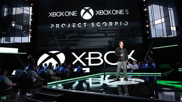 microsoft e3 2018 changements 2016 xbox projet scorpio