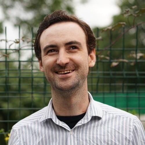 Mike Rose, fondateur de No More Robots