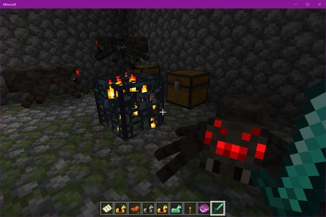 Coffres de donjon Minecraft 1