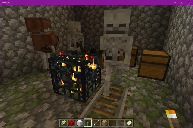 Coffres de donjon Minecraft 2