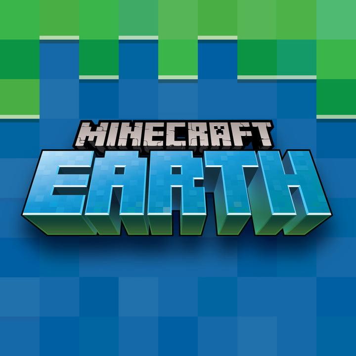 Logo de l'application Minecraft Earth