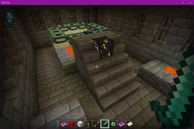 Forteresse Minecraft