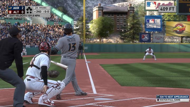 MLB The Show 19 Guide de la batte