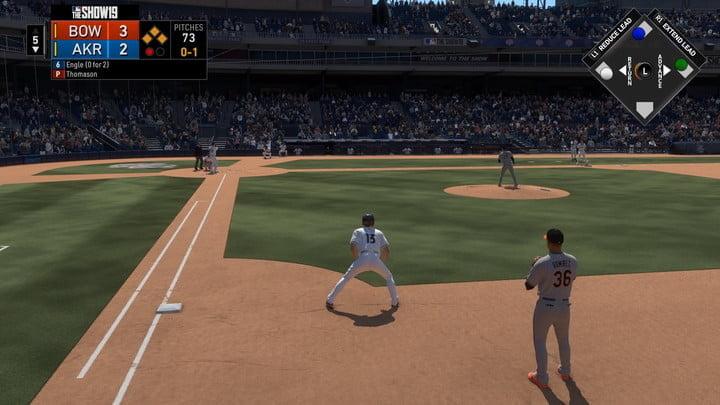 MLB The Show 19 Guide de frappe