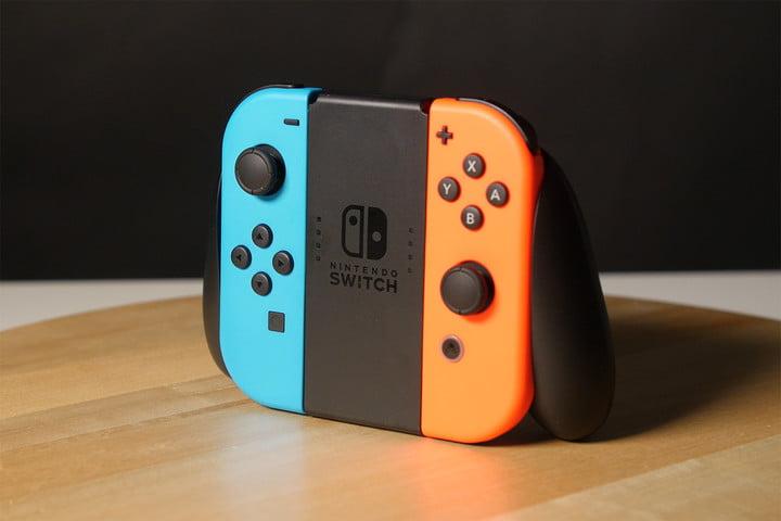 Revue de la Nintendo Switch