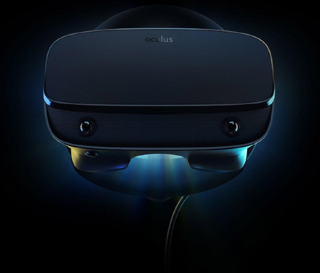 Photo d'archive de l'Oculus Rift S