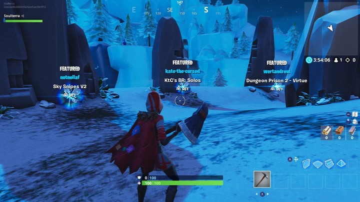fortnite overtime challenges free battle pass collect coins creative mode