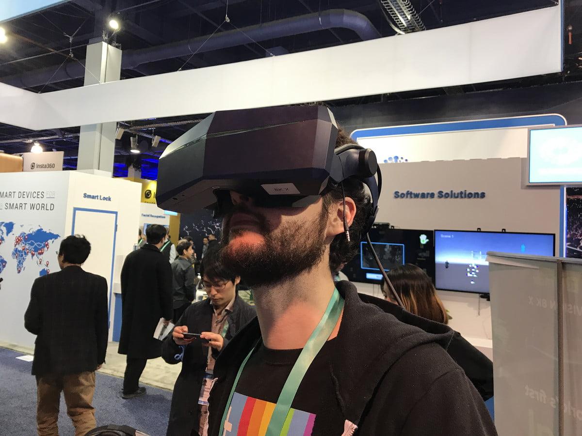 Casque VR Pimax 8K X