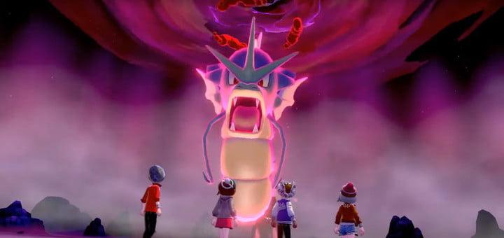 Pokemon Epée et Bouclier Nintendo Direct dynamax multijoueur gym leader gameplay stade