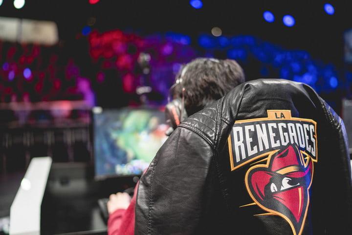 Renegades CS:GO organisation esports