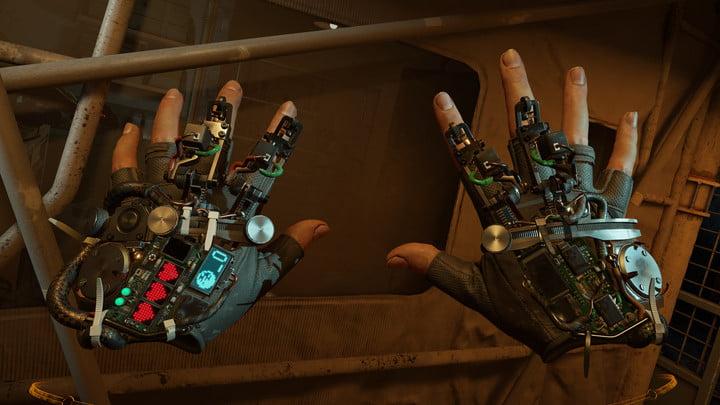 Half-Life : Alyx Gravity Gloves