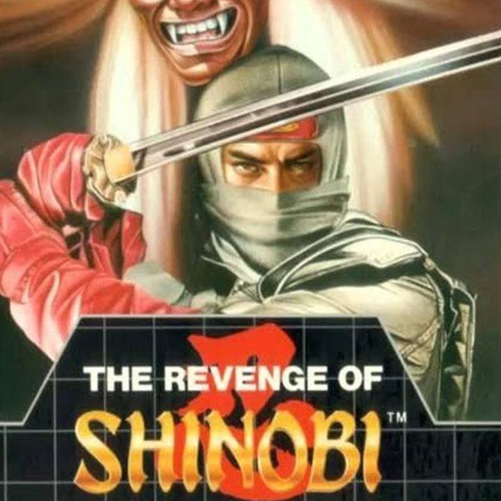 La vengeance de Shinobi sega genesis mega drive mini console