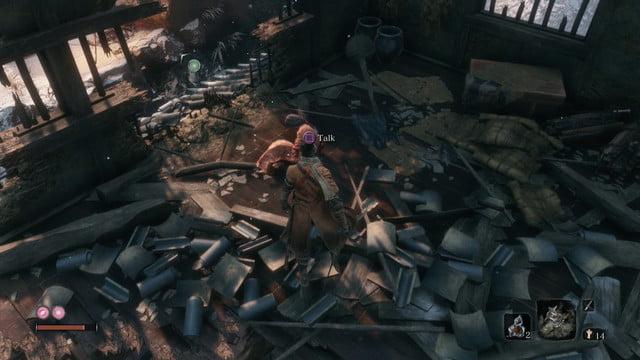 Comment battre Jouzou l'ivrogne dans Sekiro : Les ombres meurent deux fois.