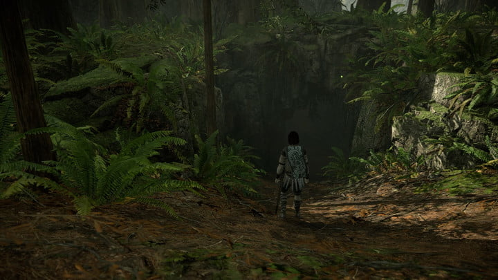 shadow of the colossus boon of the nomad last guardian easter egg exit