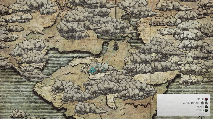 shadow of the colossus boon of the nomad last guardian easter egg map