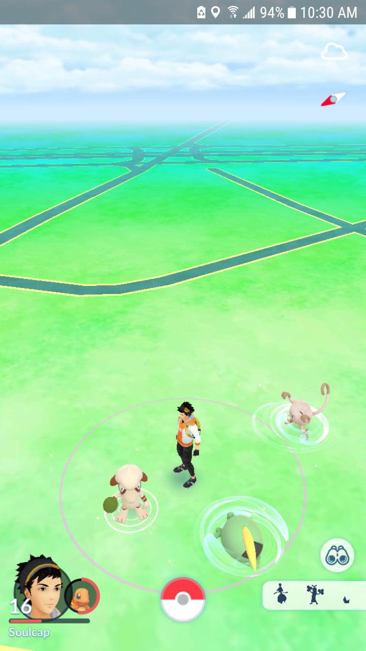 comment attraper smeargle dans Pokémon go
