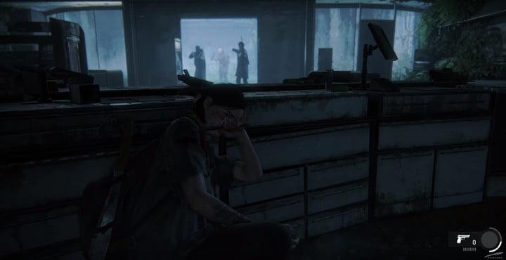PS5 PS4 cross generation gen gameplay online multiplayer the last of us