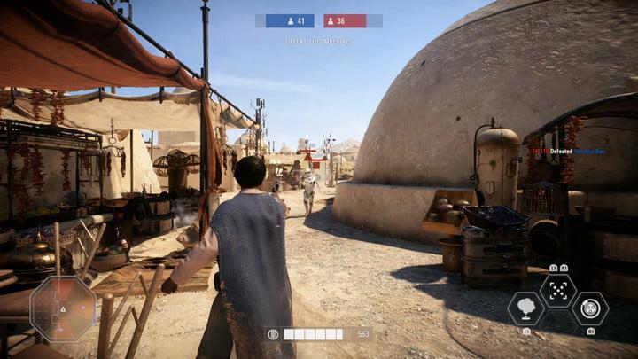 Guide de progression de Star Wars Battlefront II -- Arcade
