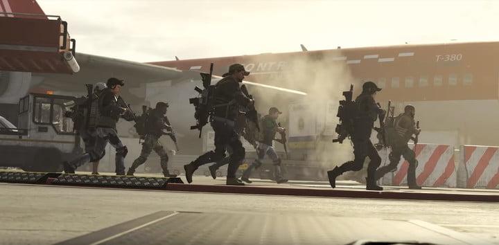 The Division 2 raid à huit joueurs dlc gratuit invasion battle for d.c.