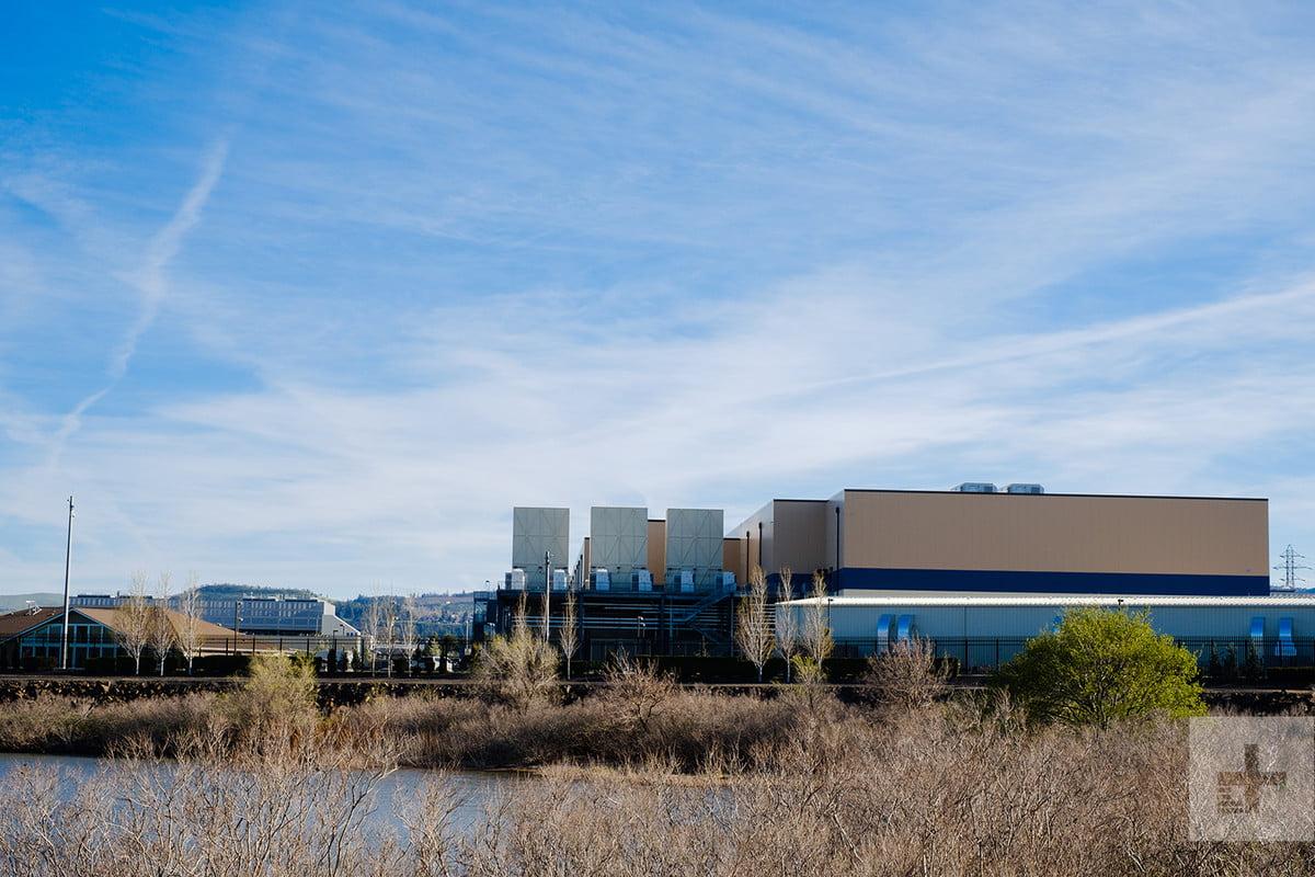 Le centre de données de Google à The Dalles, Oregon