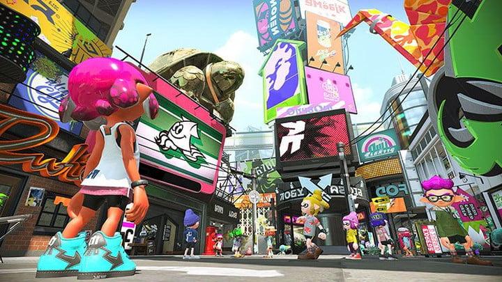 Nintendo Switch deal walmart discount bundle sale Splatoon 2