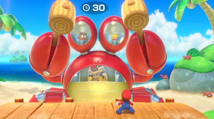 Nintendo Switch deal walmart discount bundle sale Super Mario Party