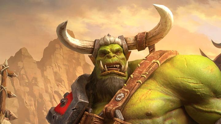 Orc Warcraft III