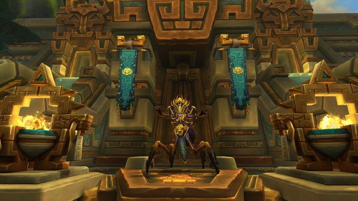 Revue de World of Warcraft Battle For Azeroth