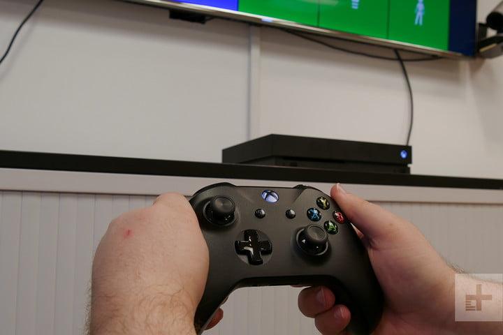Revue de la manette de la Xbox One X