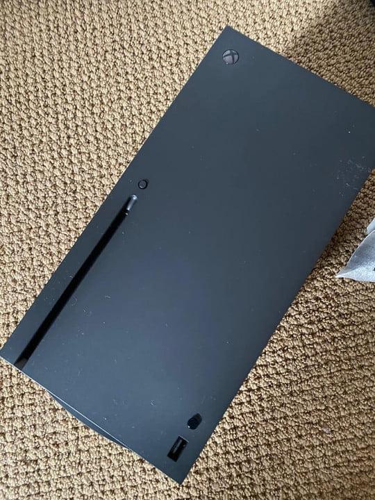 Prototype Xbox Series X